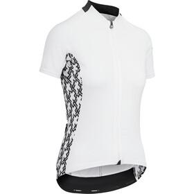 ASSOS UMA GT Evo Koszulka z krótkim rękawem Kobiety, holy white